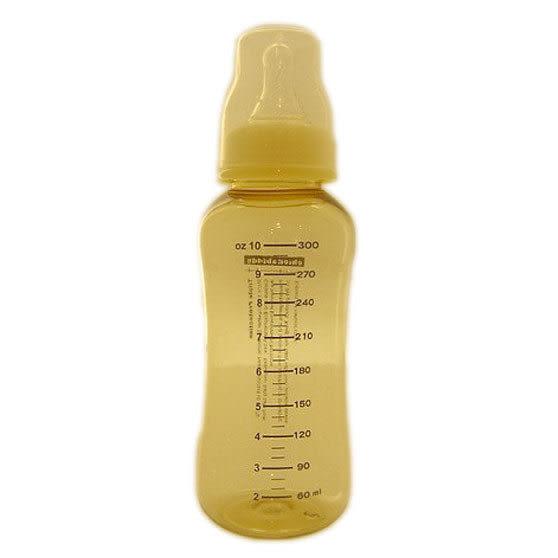 【奇買親子購物網】奇哥標準曲線大PES奶瓶 (300ml)