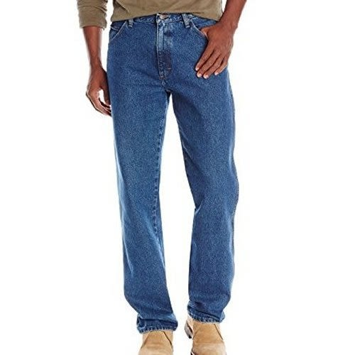 Wrangler 正宗經典牛仔褲(石洗)