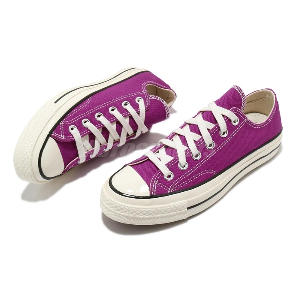 Converse 休閒鞋 Chuck Taylor All Star 70 紫 米白 男鞋 女鞋 帆布鞋 運動鞋 【ACS】 168506C