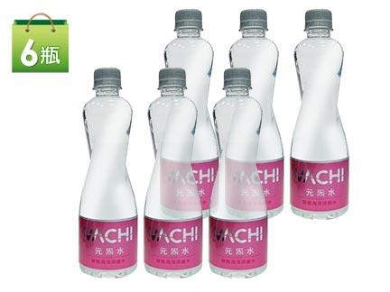 VACHI元炁水 鎂顏海洋深層水6瓶裝