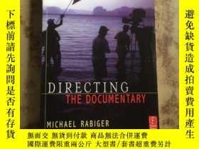 二手書博民逛書店Directing罕見the Documentary, Four