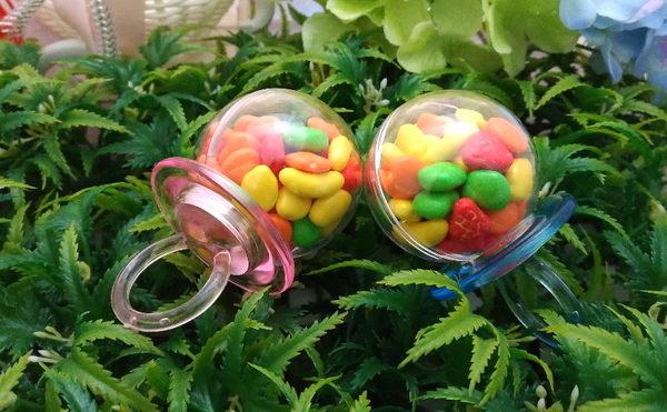 奶嘴水果造型糖/份(謝客禮.婚禮小物.二次進場.喜糖.年貨)