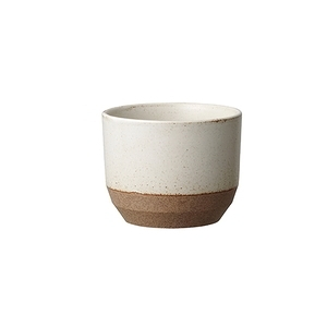 日本KINTO CERAMIC LAB茶杯180ml-共2色白色