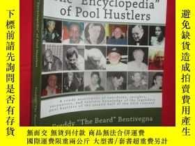 二手書博民逛書店The罕見 Encyclopedia of Pool Hust