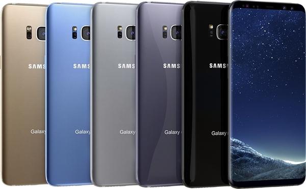 【優質福利機】SAMSUNG Galaxy s8+ 三星 旗艦 S8PLUS 64g 雙卡版 保固一年 特價:8650元