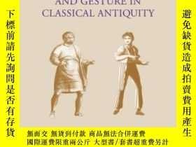 二手書博民逛書店Gesture罕見In Naples And Gesture In Classical AntiquityY4