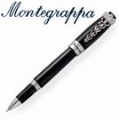 義大利Montegrappa萬特佳 Caduceus財富醫生筆系列 - 鋼珠筆 (黑) ISFOMRYC / 支