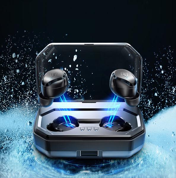 s8plus 真無線TWS藍芽耳機5.0 藍牙耳機雙耳迷你運動微型入耳式隱形開車跑步車載防水