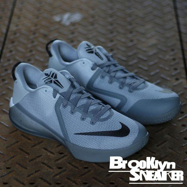 Nike Kobe Venomenon 6 全灰 網布 毒液 耐磨 橡膠 氣墊 籃球 男 (布魯克林) 2017/7月 897657-002