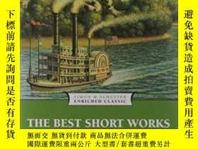 二手書博民逛書店The罕見Best Short Works Of Mark TwainY256260 Mark Twain S
