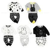 嬰兒長袖套裝  長袖上衣+護肚長褲二件式童裝 SK920 好娃娃
