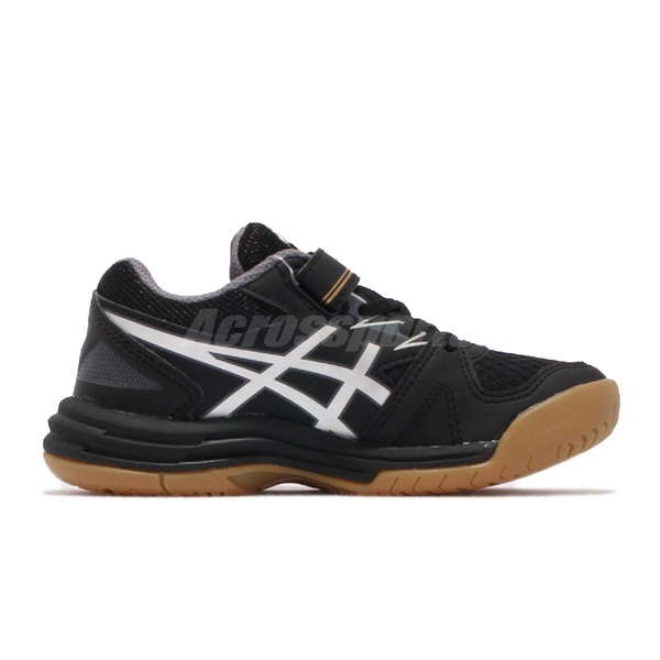 Asics 排羽球鞋 Upcourt 4 PS 中童鞋 4-7歲 多功能運動鞋【ACS】 1074A029001