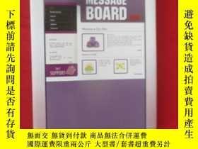 二手書博民逛書店 The罕見Message Board.Com (小16開,硬