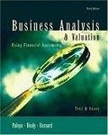 二手書博民逛書店《Business Analysis and Valuation