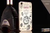 ♥ 俏魔女美人館 ♥【金屬邊框 *花開】 HTC Desire 826 手機殼 手機套 保護套