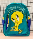 【震撼精品百貨】小黃鳥崔西_Tweety~崔西後背包-小黃鳥藍#17400