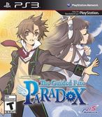 PS3 The Guided Fate Paradox 神明與命運革命的悖論(美版代購)