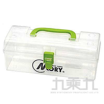 小行家收納箱(綠)  00722