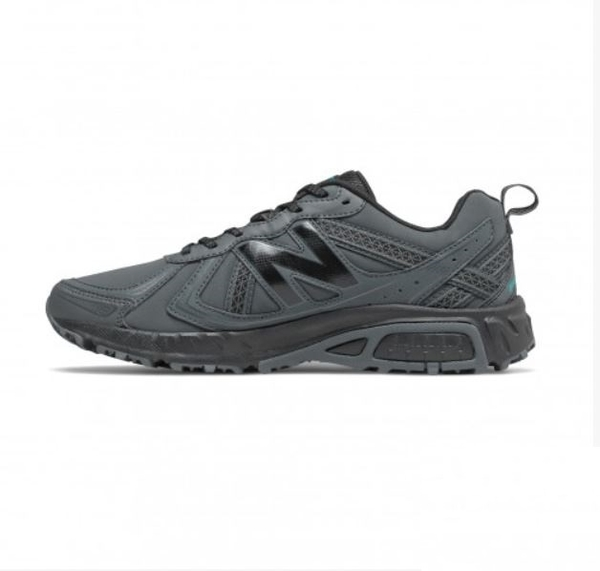 New Balance PERFORMANCE 男款2E寬楦灰色慢跑鞋-NO.MT410SK5