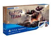 【PS4原版片】全新 亡命小隊 Bravo Team 射擊控制器同梱組 中文版【PS VR專用】台中星光電玩