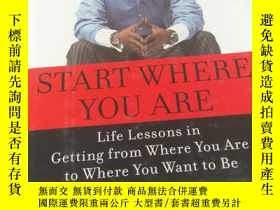 二手書博民逛書店Start罕見Where You AreY15897 Chris