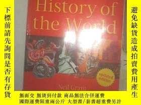 二手書博民逛書店HISTORY罕見OF THE WORLD 世界歷史Y20300