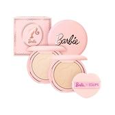 韓國 E glips X Barbie聯名 強力遮瑕霧面粉餅(9g) 款式可選【小三美日】
