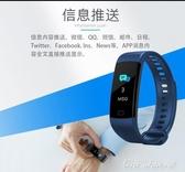 (快出)智慧手錶運動手環監測多功能計步器防水健康手錶男女通用蘋果