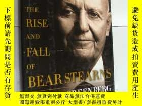 二手書博民逛書店The罕見Rise and Fall of Bear Stear