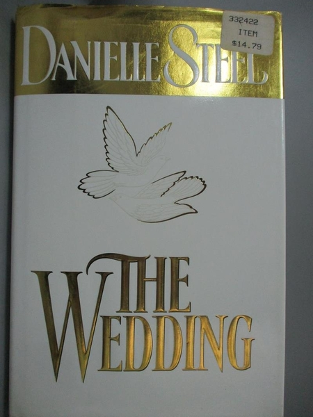 【書寶二手書T3/原文小說_EIV】The Wedding_Steel, Danielle