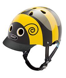 美國 Nutcase 彩繪安全帽-兒童系列-嗡嗡蜜蜂  (頭圍48-52公分)