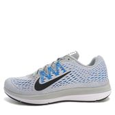 Nike Zoom Winflo 5 [AA7406-003] 男鞋 慢跑 運動 休閒 灰 黑