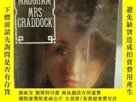 二手書博民逛書店威廉·薩默塞特·毛姆罕見Mrs Craddock by W. S