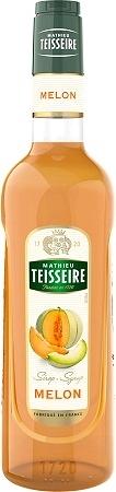 Teisseire 糖漿果露-哈密瓜風味 Melon Syrup 法國頂級天然糖漿 700ml-有效期限:2021/11