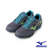 MIZUNO WAVE KIEN 4 GORE-TEX戶外防水慢跑鞋 深藍 J1GJ175936 男鞋