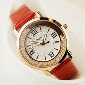 皮帶手錶防水石英錶時裝腕錶 免運快速出貨