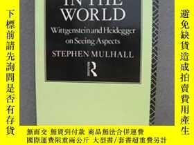 二手書博民逛書店On罕見Being In The WorldY256260 S. Mulhall Routledge 出版1