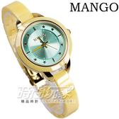 MANGO 馬卡龍 陶瓷錶 星星時刻 藍寶石水晶 手環式 女錶 手鍊錶手環錶 MA6650L-44
