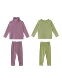 兒童打底衫男童高領打底衫恒溫發熱內搭套裝秋冬裝兒童男寶寶長袖t恤 雙12
