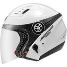 ASTONE安全帽,DJ10C,素色/白