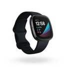Fitbit Sense 一卡通智慧運動手錶 碳黑色