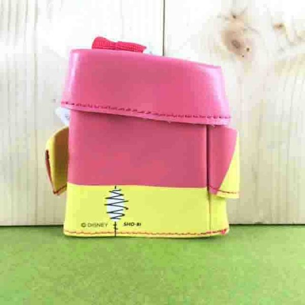 【震撼精品百貨】Winnie the Pooh 小熊維尼~鑰匙包-衣服