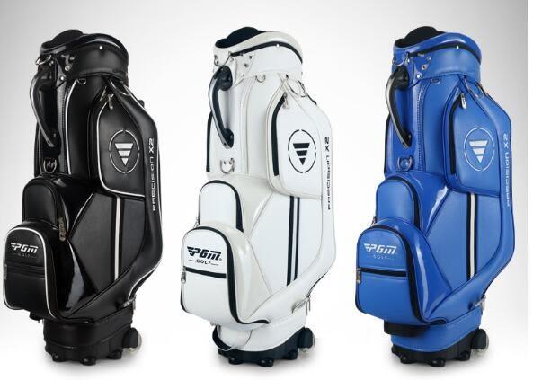 PGM 高爾夫男士套桿 GOLF 9支鋼桿球桿+標準球包【藍星居家】