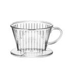金時代書香咖啡 Kalita 101-D 傳統樹酯三孔濾杯 1-2人份 #04001