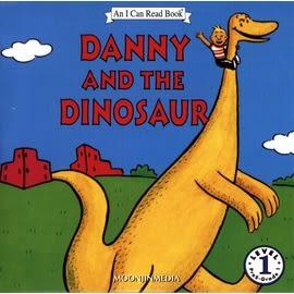 【汪培珽書單】〈An I Can Read單CD 〉DANNY AND DINOSAUR L1