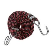 電動摩托車綁帶彈力繩牛筋捆綁帶鬆緊帶鉤繩拉貨橡皮筋繩子行李繩 城市科技DF