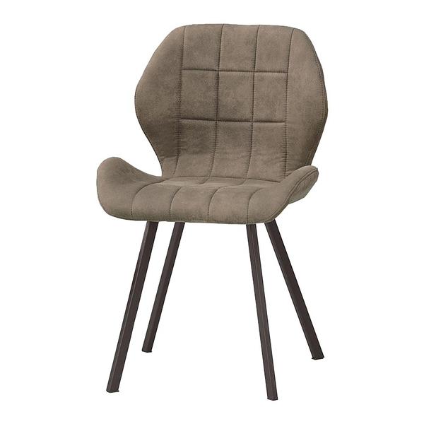 伯頓餐椅淺咖啡色(21CM/1066-13)/H&D東稻家居