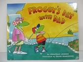 【書寶二手書T1/原文小說_D1U】Froggy's Day With Dad_London