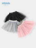 兒童半身紗裙1-3歲女童小裙子夏季嬰兒蓬蓬裙寶寶夏5女寶短裙春秋