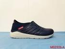 MS2328愛麗絲的最愛 義大利第一品牌-LOTTO樂得 透氣排水潮流洞洞鞋/情侶款洞洞鞋